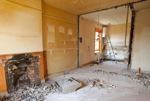 More Homeowners Choose to Renovate