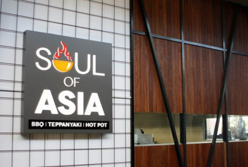 SOUL OF ASIA